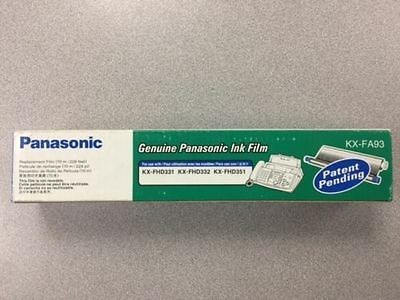 Panasonic Kx-Fa Ink Film