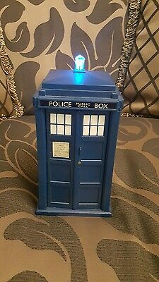 Doctor Who lights and sounds money box