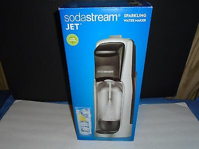 Sodastream Jet Sparkling Water Maker Starter Kit, Black and Silver Free Shipping