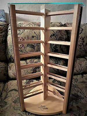 Earring Display Tower Swivel Very Rare Large Commercial Size