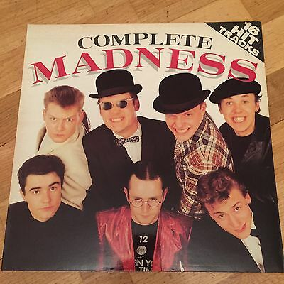 Madness - Complete Madness - 1986 Original Copy Excellent Condition