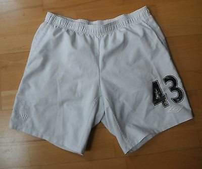 Man City Players Shorts - Number 43 - 2010/2011