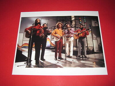 LUKE KELLY THE DUBLINERS  10x8 inch lab-printed photo P/8321