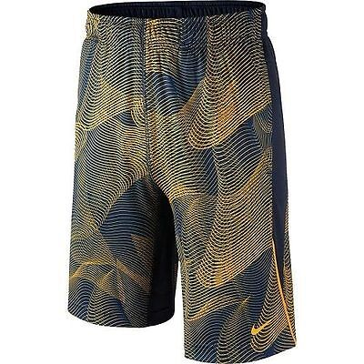 Nike Boys Dri-Fit Athletic Training Shorts NWT Youth Size Small  Yellow or Green