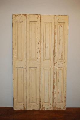 Antique Pair Of French Window Shutters 1880