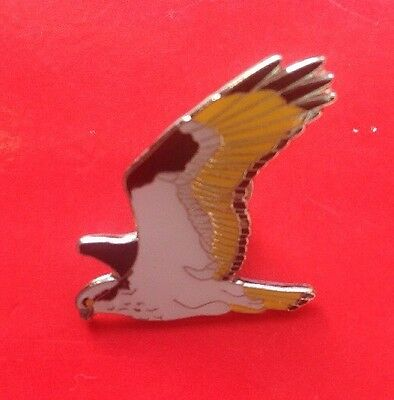 RSPB-A Million Voices For Nature OSPREY Pin Badge.