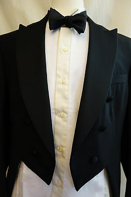 NWT Brooks Brothers Golden Fleece Dress Suit (Tailcoat+Trousers) 42S  MSRP $1600