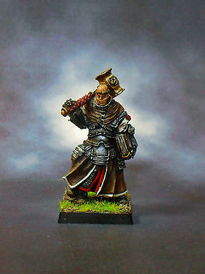 Warhammer Fantasy Empire / Age of Sigmar Warrior Priest. Painted