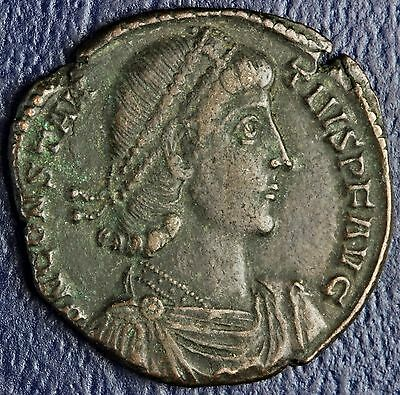 Roman Empire Constantine Coin * Nice Details