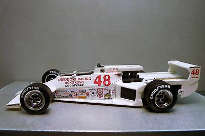 1/25Th 1980 Theodore Eagle Chevy Resin Model Kit, Indy Resin, Usac, Cart