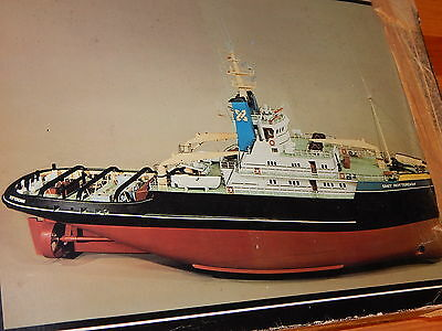 Billings Smit Rotterdam Model kit (Part Only) and full fitings kit