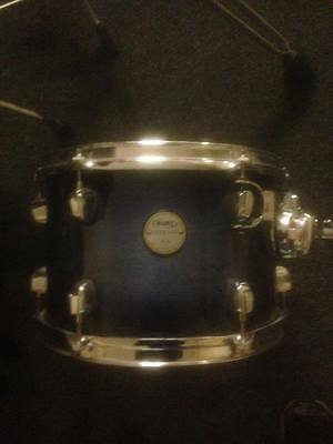 5 Piece Mapex Meridian Maple Drum Shell Pack in Galaxy Blue Burst limited edt