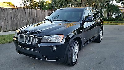 2013 BMW X3 xDrive28i 2013 BMW X3 SUV, EXCELLENT CONDITION, LOW MILE