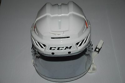 Brand New Ccm Fitlite 3Ds Pro Stock Hockey Helmet With Ccm Pro Visor Medium