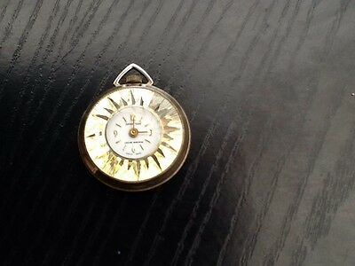 Vintage Spartan Swiss Made Pendant Watch
