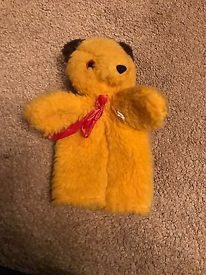 Gwentoys ltd Vintage Sooty Hand Puppet
