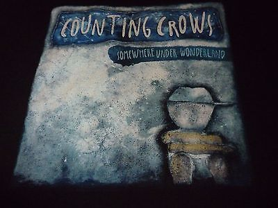 Counting Crows Shirt ( Used Size XL ) Nice Condition!!!