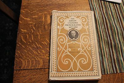 The Edison Cylinder Phonograph out of print book.by George Frow And Albert Sefl