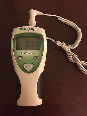 Welch Allyn Suretemp 690 Plus Thermometer Rectal