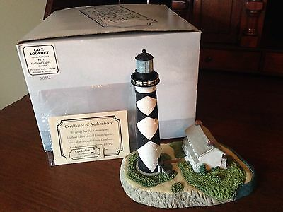 Harbour Lights Cape Lookout #175 with Box and COA