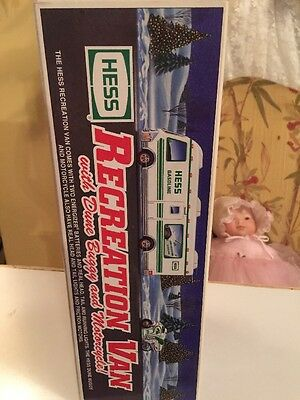 Hess Recreation Van