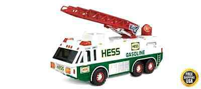 HESS 1996 Emergency Ladder Fire Truck Toy Trucks New