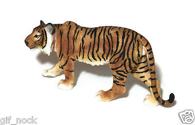 Tiger  out of Asia range the Leonardo Collection ,19cm long Ornament Gift