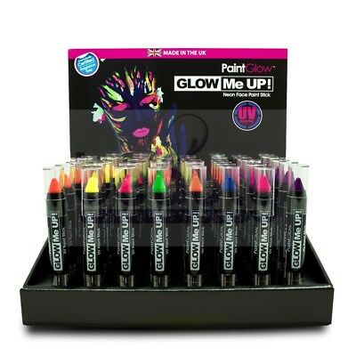 PAINT GLOW❤️UV Neon Paint Stick❤️face painting and body art - UV NEON