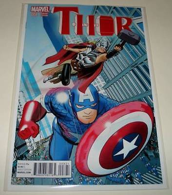THOR # 8 Marvel Comic  July 2015  NM  VARIANT COVER EDITION