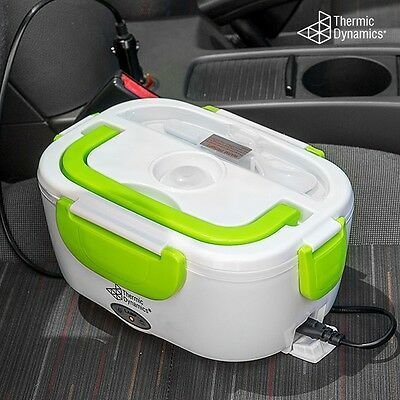 Thermic Dynamics Electric Lunch Box Car Accessories, Outdoor Camping Food Warmer