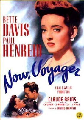 Now, Voyager (1942) Bette Davis, Paul Henreid DVD *NEW