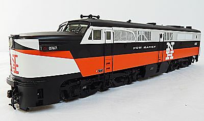 """Key Imports O-Scale 2R Alco PA 1/2 NEW HAVEN RR """"McGinnis"""", STUNNING MODEL!"""