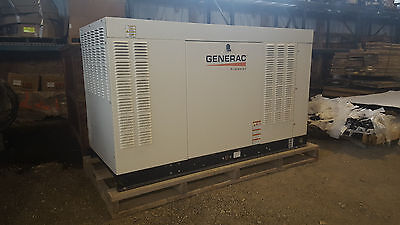 Generac Power Systems Automatic Standby Generator 120/240V Single Phase