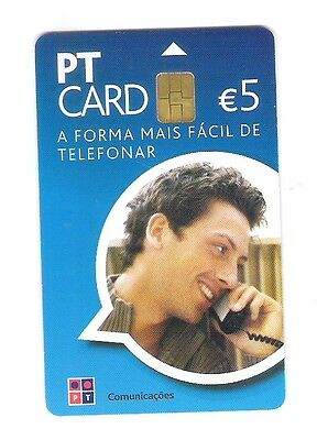 Portugal Chipcard  Pt Card