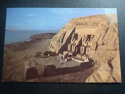 CPM Abu Simbel General view of the rock Temple Ramses II