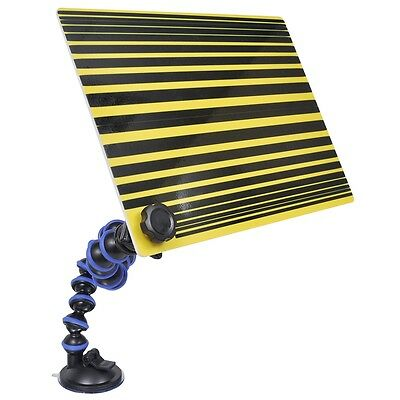 New PDR Reflector Line Board Vehicle Hollow Dent Sunk Removal Repair Work Tool