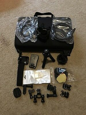 Dynex Ultimate GoPro Kit DX-DGPK03...Not Complete...Missing Pieces