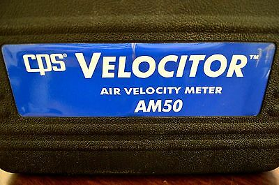 AM50 CPS VELOCITOR  Air Velocity Meter