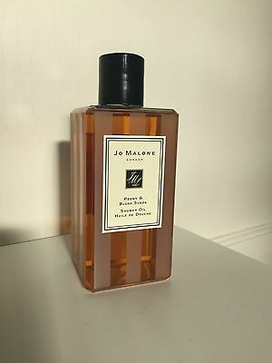 Jo Malone Peony & Blush Suede Shower Oil 250ml New