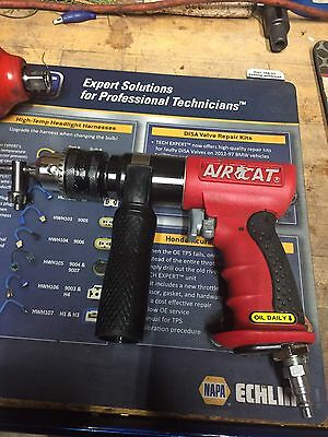 AIRCAT 1/2 in. Reversible Composite Drill 4450 New