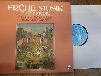 6.35067 Fruhe Musik ( Early Music)/ Early Music Quartet 2 LP box set