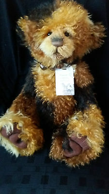 Charlie Bears Isabelle Collection Ragamuffin