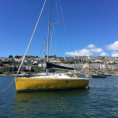 Beneteau First 211 Lifting  Keel Sailing Boat With Trailer And 2017 Survey