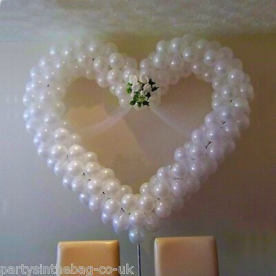 WEDDINGS VALENTINES DAY Large Balloon Heart Frame Ideal For,