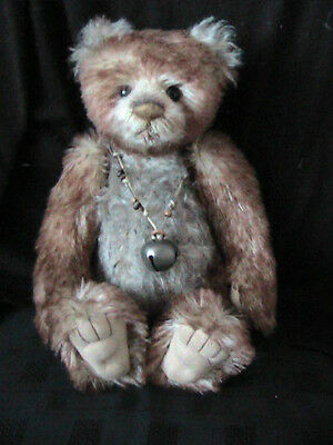 Charlie Bears Isabelle Collection Gulliver Very Rare