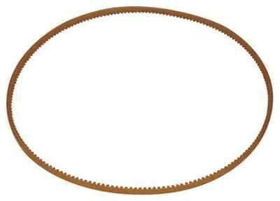 DAYTON 13V782 V-Belt, Cogged, 2L260
