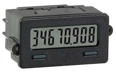 RED LION CUB7TCS0 Timer, Low Volt Input, Reflective
