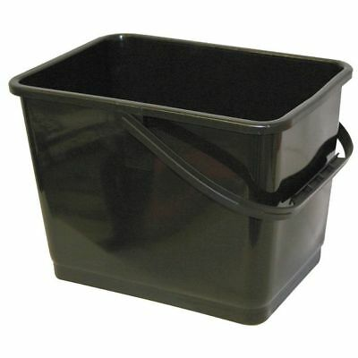 Mallory Black Squeegee Bucket, 864 Black