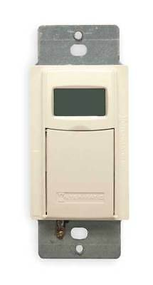 INTERMATIC EI600LAC Electronic Timer,7-Day,SPDT,120-277 V