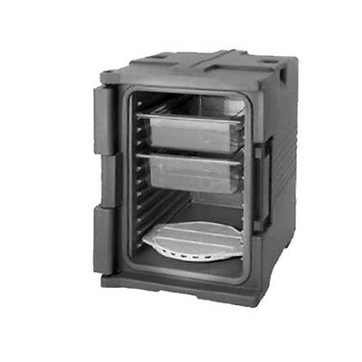 Cambro UPC400110 Front Loading Camcarrier Ultra Pan Carrier (Black)